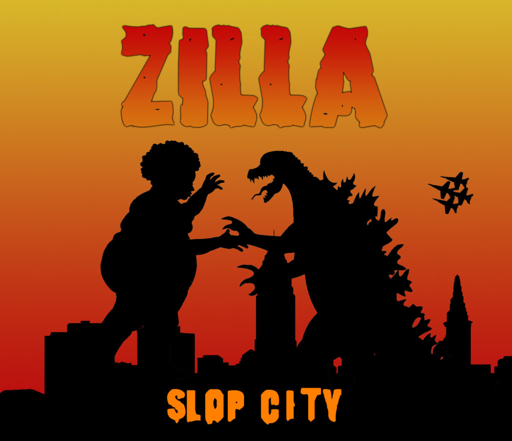 Zilla Cover Art