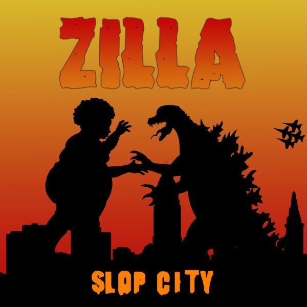 Zilla Cover Art